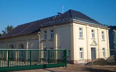Gymnasium Markkleeberg – Sporthalle