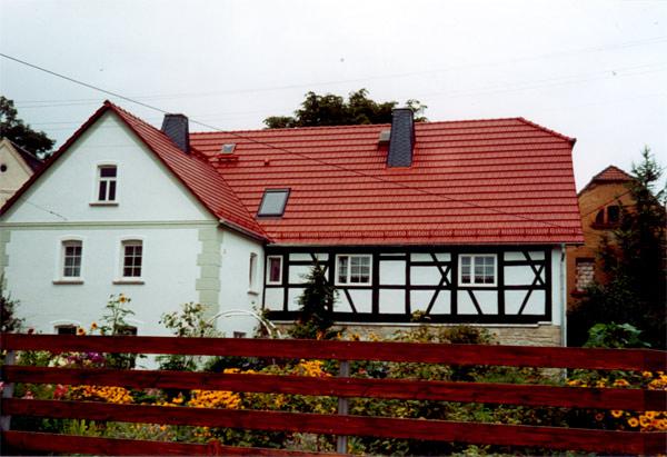 Haus in Kleintauscha